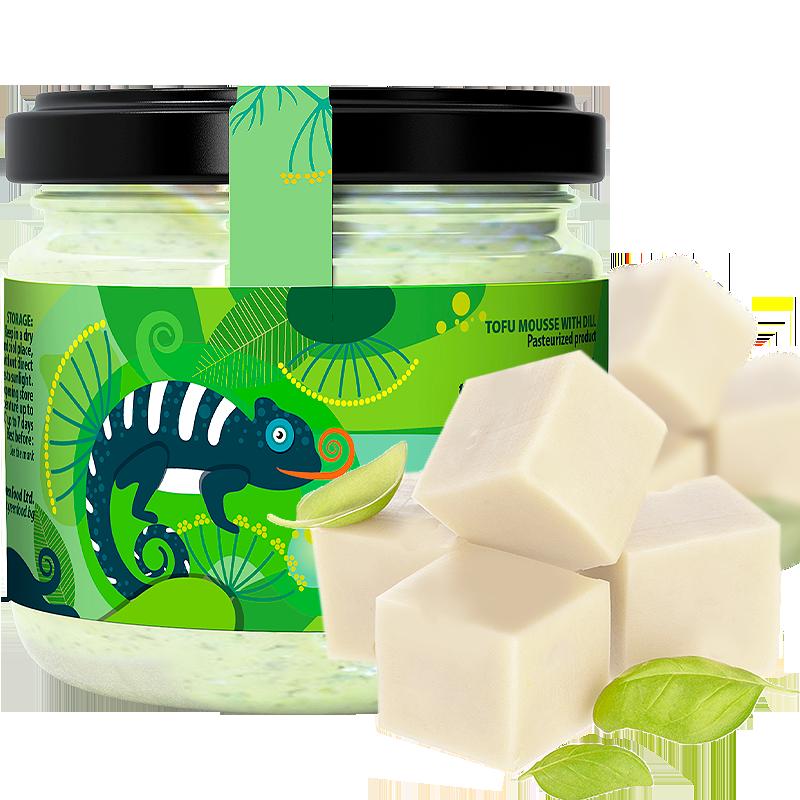 Мус от тофу - Gourme Tofu