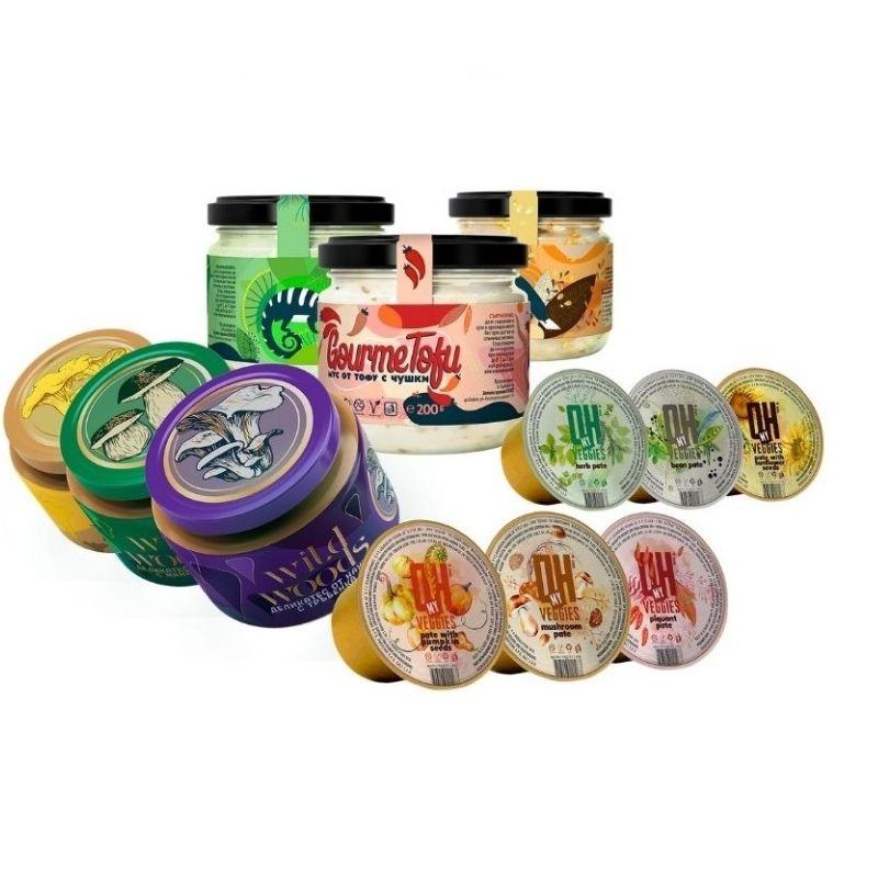 Мега пакет от всички продукти на Green Food